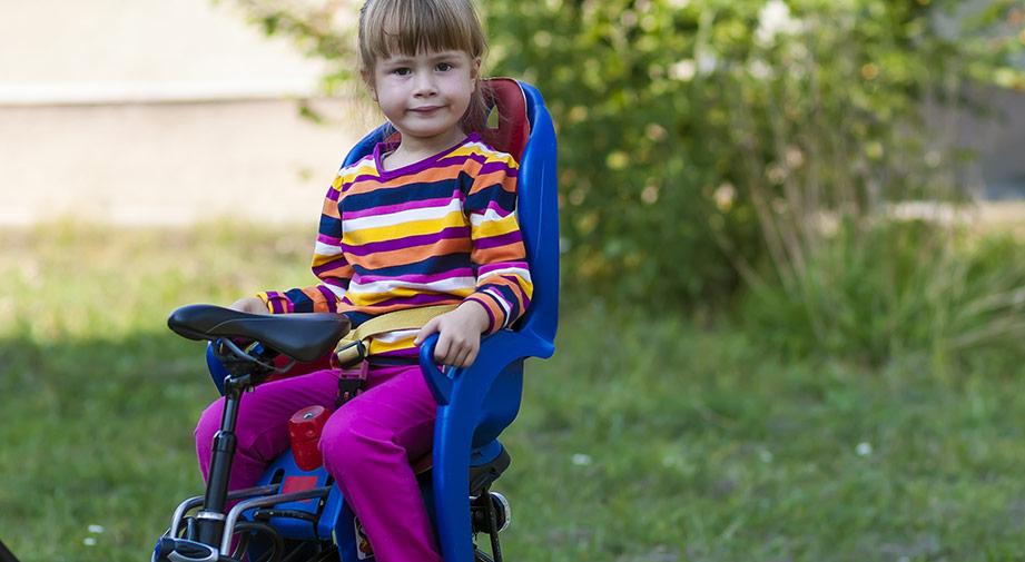 Thule cykelsits för alla barnfamiljer