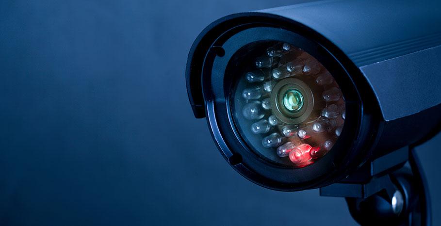 Vet mer om regler och juridik kring kamerabevakning